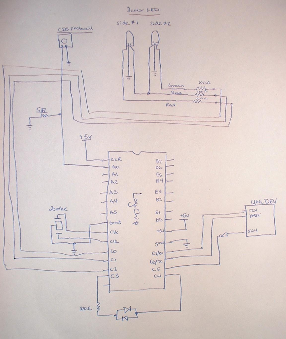 photocell wiring schematic