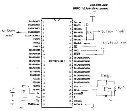 68hc11 datasheet.